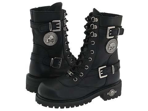 Harley-Davidson Robyn leather boots