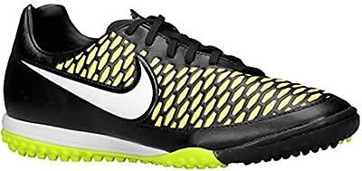 Nike Magista Onda TF Turf Soccer Shoe (Black, Volt, Hyper Punch) Sz. 8.5