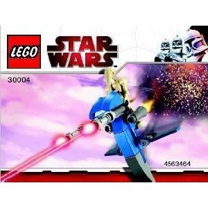 LEGO Star Wars Exclusive Mini Building Set #30004 Battle Droid on STAP Bagged - 1