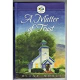 img - for A Matter of Trust (Mystery & the Minister's Wife) book / textbook / text book