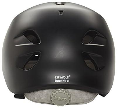Bern Berkeley helmet Women incl. flip visor black 2016 Mountain Bike Cycle Helmet from Bern