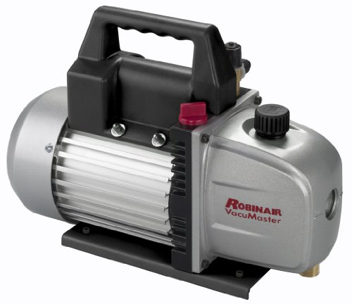 Robinair (15310) Vacumaster Single Stage Vacuum Pump - Single-Stage, 3 Cfm front-51421