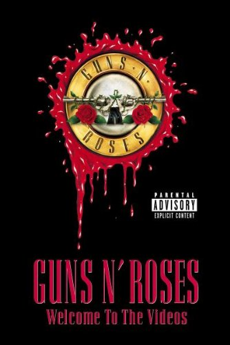 Guns N' Roses - Welcome to the Videos [DVD] [2003]
