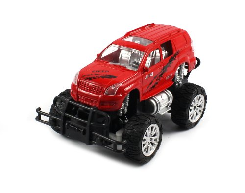 MONSTER STYLE Electric Full Function Speed Racing Ford Expedition Off Road RTR RC Truck