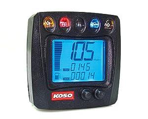 Tachometer KOSO digital XR-SA Ölanzeige