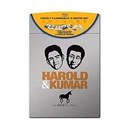 Harold & Kumar Ultimate Collector's Edition [Blu-ray]