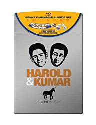 Harold & Kumar Ultimate Collector's Edition [Blu-ray]