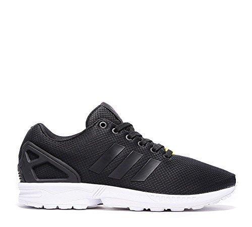 adidas originali ZX FLUX W scarpe da tennis - Bianco E Nero, Donna, 37 ⅓