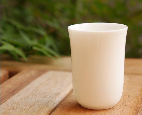 聞杯/聞香杯 (ボーンチャイナ)白磁器