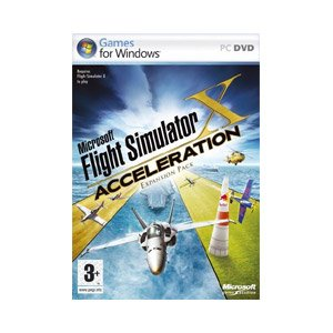 Microsoft Flight Simulator X - Acceleration Expans