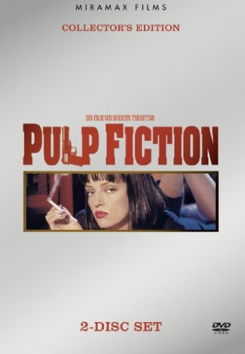 Pulp Fiction (Steelbook) [Collector's Edition] [2 DVDs]