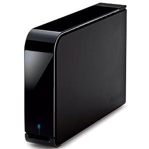 BUFFALO USB3.0用 外付けHDD 3TB ブラック HD-LBV3.0TU3-BKD