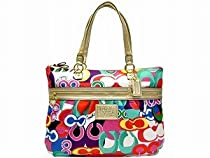 Hot Sale Coach Handbag Daisy Pop C Print Tote - F20080