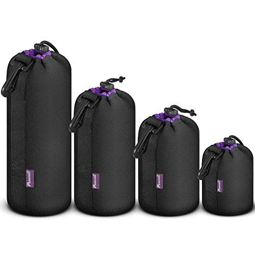 lens-pouch-potensicr-4-pack-protective-waterproof-lens-neoprene-pouch-set-for-dslr-camera-lenscanon-