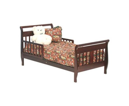 Cherry Stork Craft Soom Soom Toddler Bed front-1012686