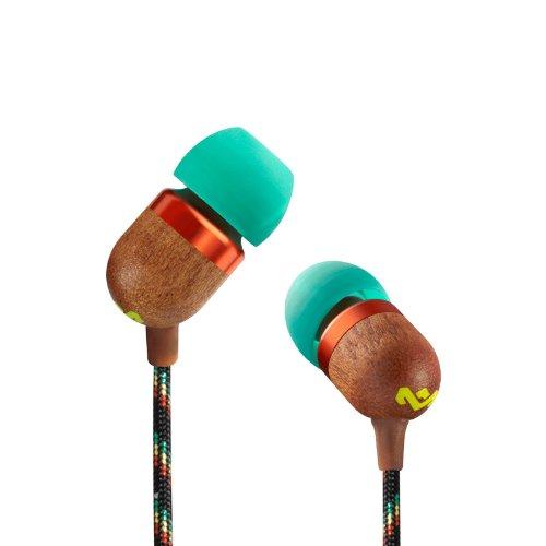 House Of Marley Em-Je040-Ra Smile Jamaica Rasta In-Ear Headphones