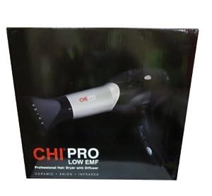 CHI Pro Hair Dryer 1500W in Black