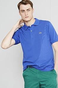 Short Sleeve Classic Pique Polo
