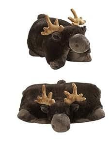 My Pillow Pet Chocolate Moose Large (Brown)