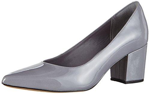clarks-pravana-rose-tacones-cerrados-para-mujer-color-grey-blue-patent-leather-talla-40