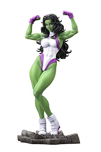 Figura Bishoujo Marvel Comics - Hulka 23cm