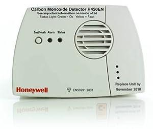 Honeywell H450EN détecteur de monoxyde de carbone