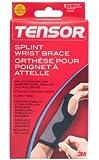 Tensor Reversible Splint Wrist Brace (209623) Black/Gray