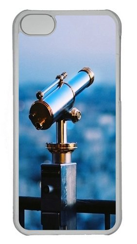 Iphone 5C Cases & Covers -Astronomical Telescope Custom Pc Case Cover For Iphone 5C - Tranparent