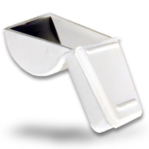 CSI White Whistle Tip Guard for Metal WhistlesB0000BY92W : image