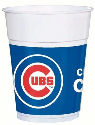 Chicago Cubs Party Cups - 25 Ct at Amazon.com