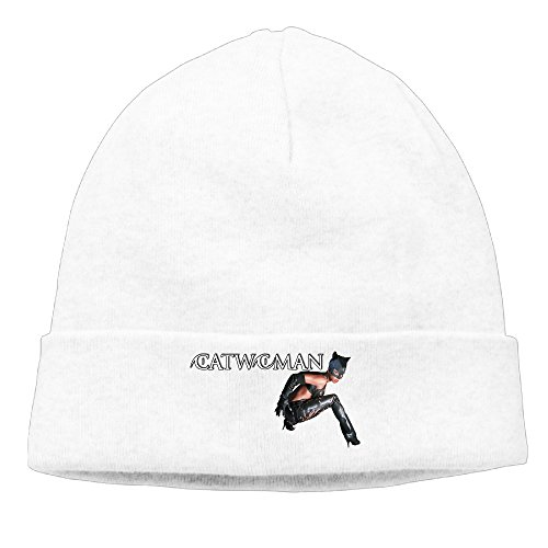 Jirushi Unisex Fictional Character Beanie Cap Hat Ski Hat Caps Hip-hop Hat White (Deluxe Teen Jason Costume)