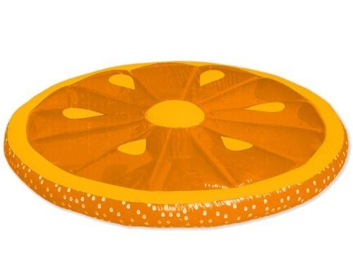 Orange Slice Floating Pool Island by Swimline günstig kaufen