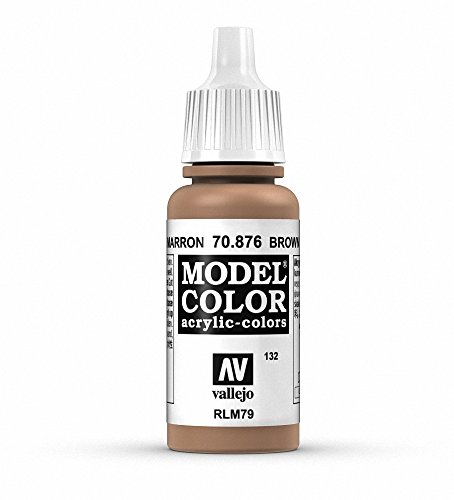 Vallejo Brown Sand Paint, 17ml