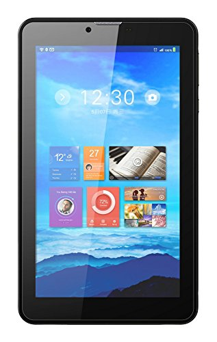 Smart Tab SQ 718 Tablet (7 inch, 8GB, Wi-Fi+3G+Voice Calling), Black