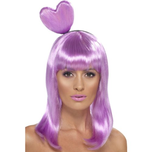 Candy Queen Wig Katy Perry Heart California Gurls