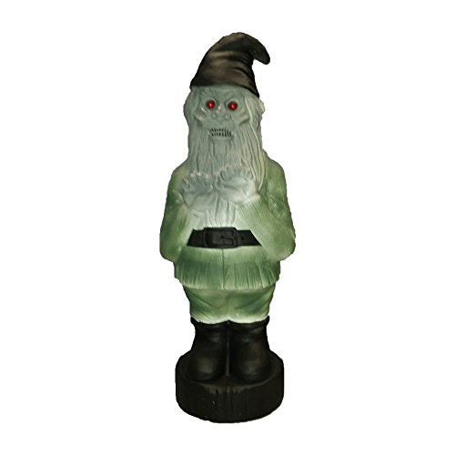 Union United Solutions 62396 Zombie Gnome, Gray Face