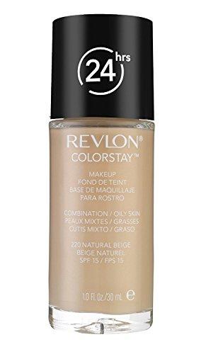 Bases De Maquillaje Recomendadas Para Piel Grasa - Color Beige Natural - Envase De 1 Onza (Maquillaje Natural compare prices)