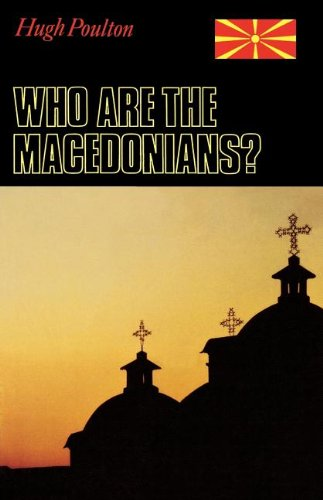 Who Are the Macedonians?