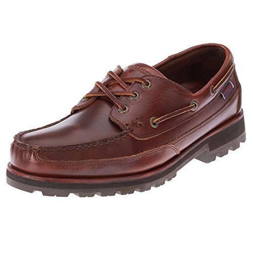 Sebago Vershire Three Eye Mens Shoe