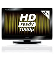 Toshiba 32'' REGZA 32LV713 Full HD LCD TV with Freeview?