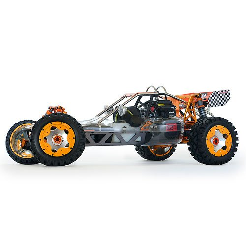 King Motor Baja 2.0 30.5cc 1/5 Scale Gas / Petrol Powered RC Remote Control Car 1:5