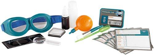 Playtastic Detektiv-Kit für professionelle Fingerabdruck-Analyse