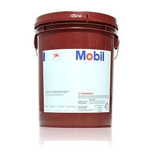 MOBILFLUID 424 Tractor Hydraulic Fluid - 5 gal. pail: Industrial