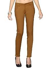 Dragaon Slim Fit Women's Trousers