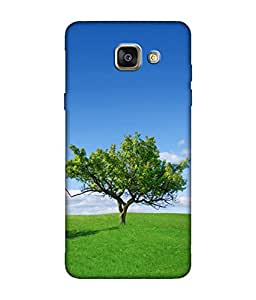 small candy 3D Printed Back Cover For Samsung Galaxy A7 2016 -Multicolor nature