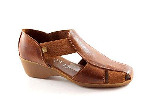 CINZIA SOFT 8050Z barck scarpe sandali donna comfort passeggio 39