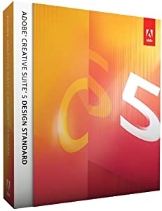 Adobe Creative Suite 5 Design Standard [Mac][OLD VERSION]