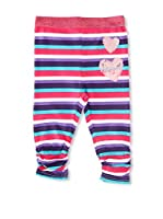 Desigual Kids Leggings Crema (Fucsia)
