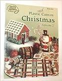 Plastic Canvas Christmas (Book 3021 (s-21)) (Volume 2) (0881950580) by Jean Leinhauser