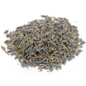 Lavender Flowers Extra Whole - Lavandula Angustifolia, 1 Lb,(Starwest Botanicals)